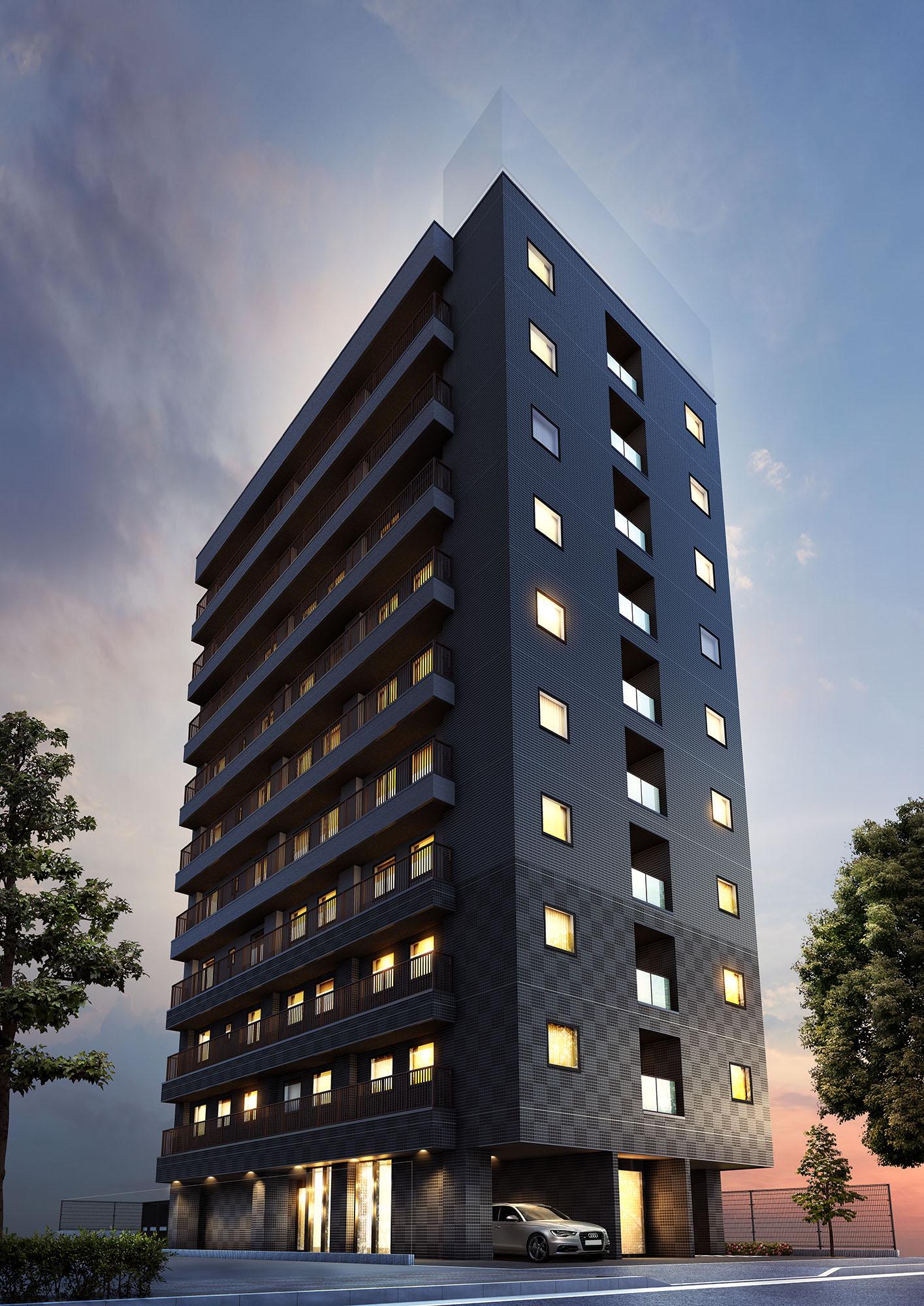 新築ビジネスホテル開発「横浜駅西口プロジェクト」コンサルティング業務完了のお知らせ