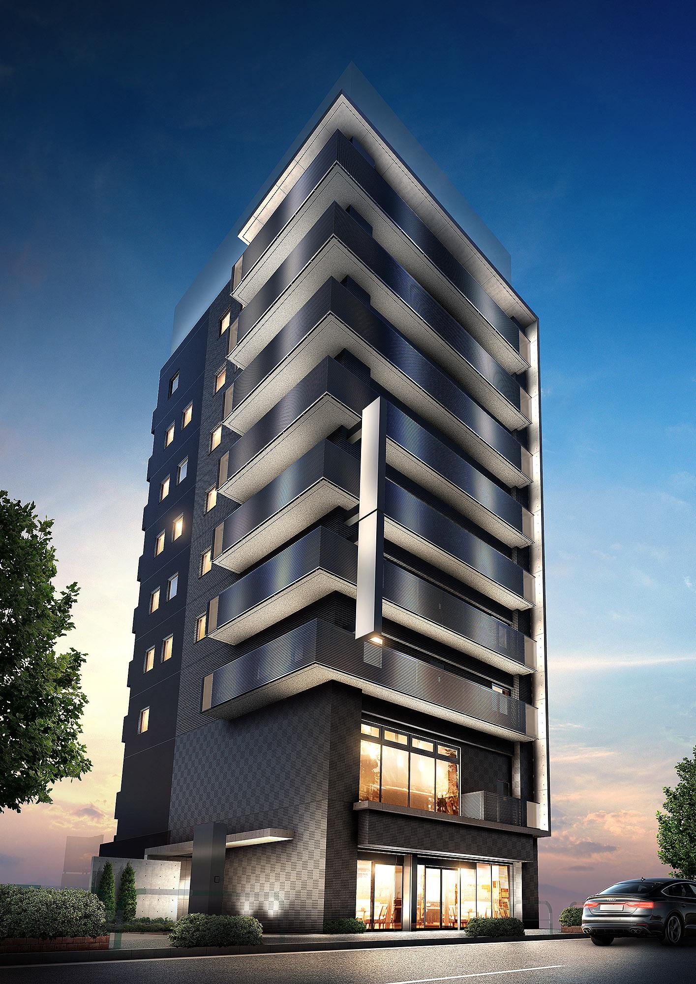 新築ビジネスホテル開発「大塚プロジェクト」コンサルティング業務完了のお知らせ